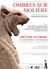 Ombre sur Molière